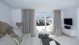 One bedrooms Suite in Mykonos